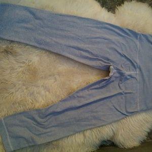 Lululemon cropped leggings size